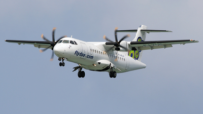 PJ-XLN - ATR 42-500 - Dutch Antilles Express