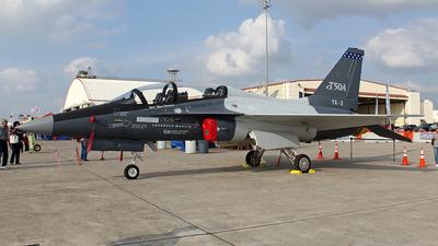 TX-2 - Lockheed Martin T-50A - Lockheed Martin