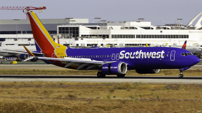 N8737L - Boeing 737-8 MAX - Southwest Airlines
