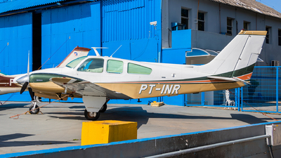 PT-INR - Beechcraft 95-B55 Baron - Private
