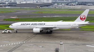 JA8984 - Boeing 777-246 - Japan Airlines (JAL)