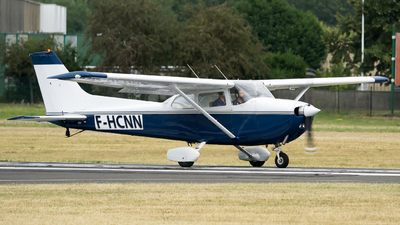 F-HCNN - Reims-Cessna F172N Skyhawk - Private