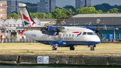 OY-NCA - Dornier Do-328-110 - British Airways (Sun-Air)