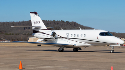 N710CR - Cessna Citation Latitude - Private