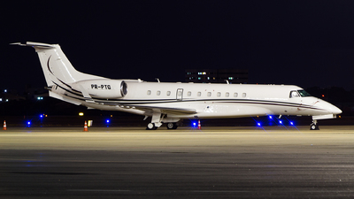 PR-PTG - Embraer ERJ-135BJ Legacy 600 - Private