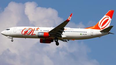 PR-GTR - Boeing 737-8EH - GOL Linhas Aereas