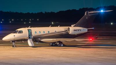 N423FX - Embraer EMB-545 Legacy 450  - Flexjet