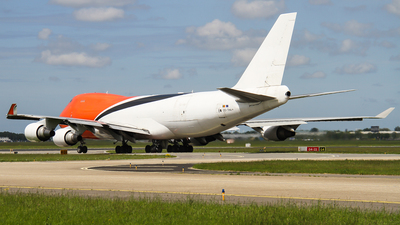 OO-THA - Boeing 747-4HAERF - Untitled