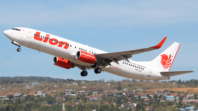 PK-LHI - Boeing 737-9GPER - Lion Air