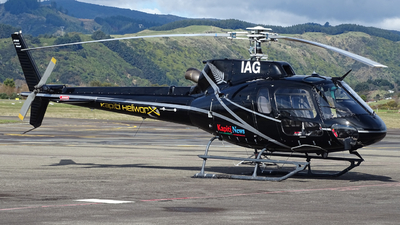 A picture of ZKIAG - Eurocopter AS 350 B2 Ecureuil - [4680] - © Tim Gorman
