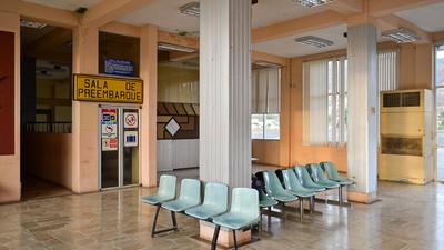 SESV - Airport - Terminal