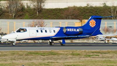 N553LM - Bombardier Learjet 31A - LifeMed Alaska