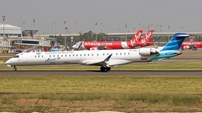 PK-GRJ - Bombardier CRJ-1000ER - Garuda Indonesia Explore Jet