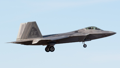 09-4174 - Lockheed Martin F-22A Raptor - United States - US Air Force (USAF)
