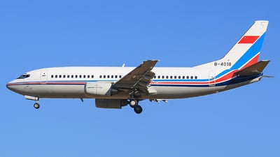 B-4018 - Boeing 737-33A - China - Air Force