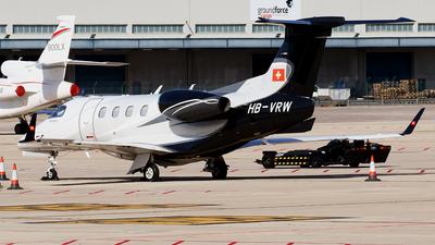 A picture of HBVRW - Embraer Phenom 300 - [50500308] - © Javier Rodriguez - Amics de Son Sant Joan