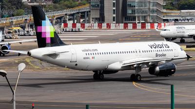 N506VL - Airbus A320-233 - Volaris
