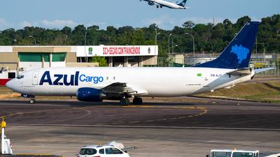 A picture of PRAJY - Boeing 73748E(SF) - Azul Linhas Aereas - © Rafael N. Dinelli