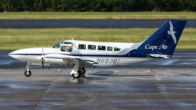 N68391 - Cessna 402C - Cape Air