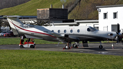 OH-WIT - Pilatus PC-12/47E - Hendell Aviation
