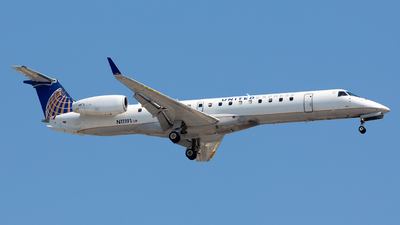N11191 - Embraer ERJ-145XR - United Express (ExpressJet Airlines)