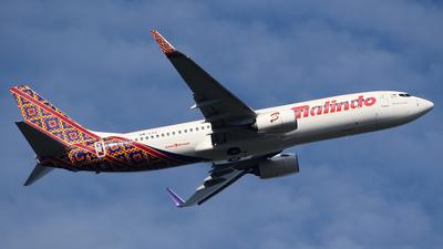 9M-LCL - Boeing 737-8GP - Malindo Air