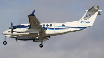 N77NG - Beechcraft B300 King Air 350 - Private