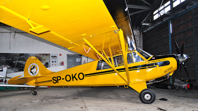 SP-OKO - Aviat A-1A Husky - Private