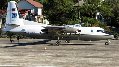 10620 - Fokker F27-200 Friendship - Philippines - Air Force