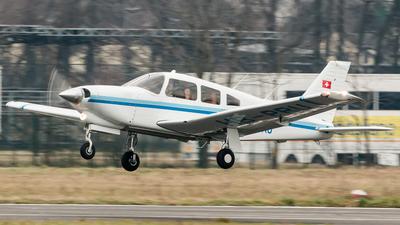 A picture of HBPRU - Piper PA28R201T - [2803004] - © FUMAGALLI ANDREA