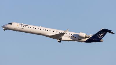 A picture of DACNP - Mitsubishi CRJ900LR - Lufthansa - © Emmanuel NARGIL
