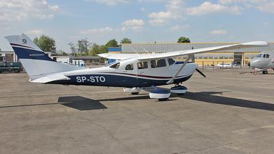 A picture of SPSTO - Cessna 206 Stationair - [] - © Jarek Kania