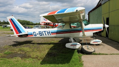 A picture of GBITH - Cessna F152 - [1825] - © David Cook