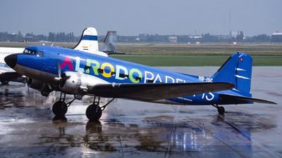 HB-ISC - Douglas DC-3C - Classic Air