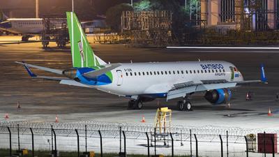 B-3218 - Embraer 190-100LR - Bamboo Airways