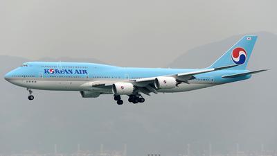 HL7642 - Boeing 747-8I - Korean Air