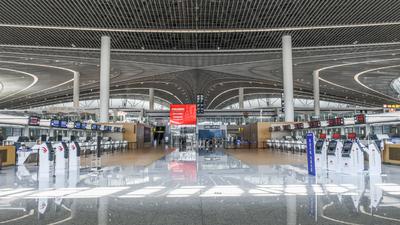 ZSQD - Airport - Terminal