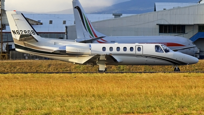 N628GB - Cessna 550 Citation II - Private