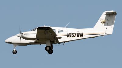 N157WM - Piper PA-44-180 Seminole - Western Michigan University College of Aviation