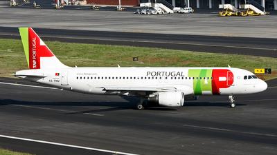 CS-TNU - Airbus A320-214 - TAP Portugal