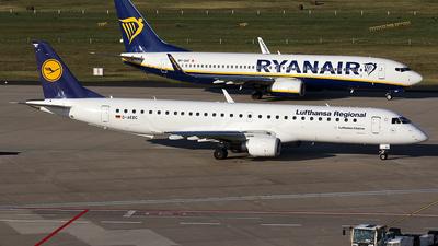 D-AEBC - Embraer 190-200LR - Lufthansa Regional (CityLine)