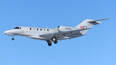 N790XJ - Cessna 750 Citation X - XOJet