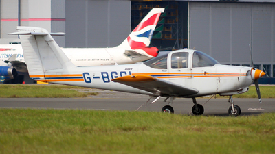 G-BGGI - Piper PA-38-112 Tomahawk - Truman Aviation
