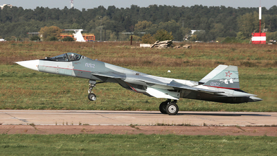 052 - Sukhoi Su-57 - Russia - Air Force