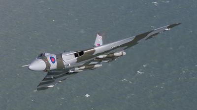 G-VLCN - Avro 698 Vulcan B.2 - Private
