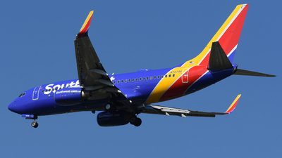 N7879A - Boeing 737-7K9 - Southwest Airlines