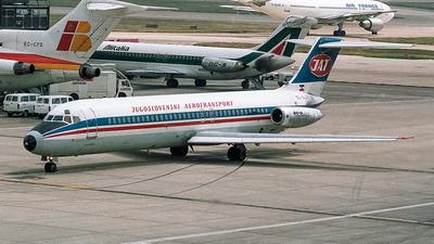 YU-AJM - McDonnell Douglas DC-9-32 - JAT Yugoslav Airlines