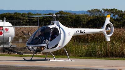 VH-RUC - Guimbal Cabri G2 - Aeropower