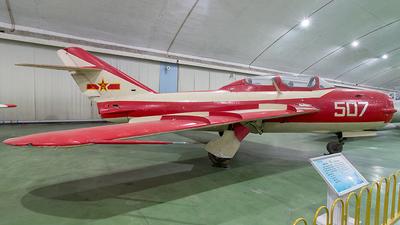 507 - Shenyang JJ-5 - China - Air Force