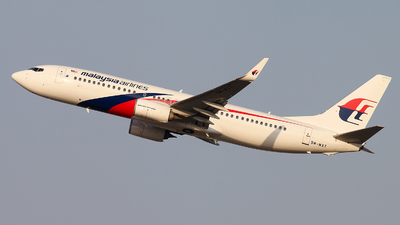 9M-MXT - Boeing 737-8H6 - Malaysia Airlines